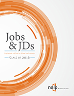Jobs & JDs: Employment and Salaries of New Graduates, Class of 2016