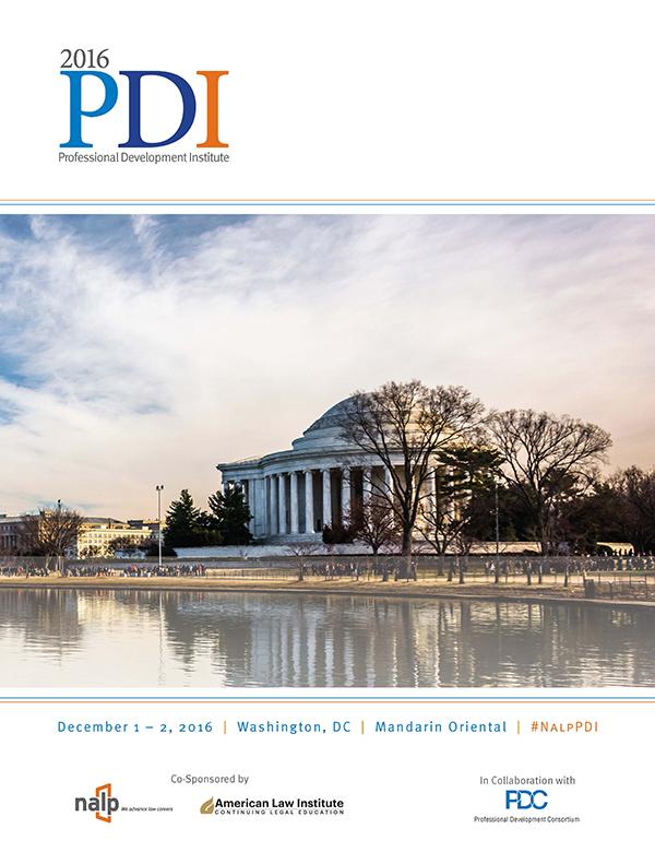 2016 PDI brochure