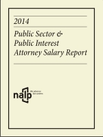 Public Sector and Public Interest Attorney Salary Survey — 2014