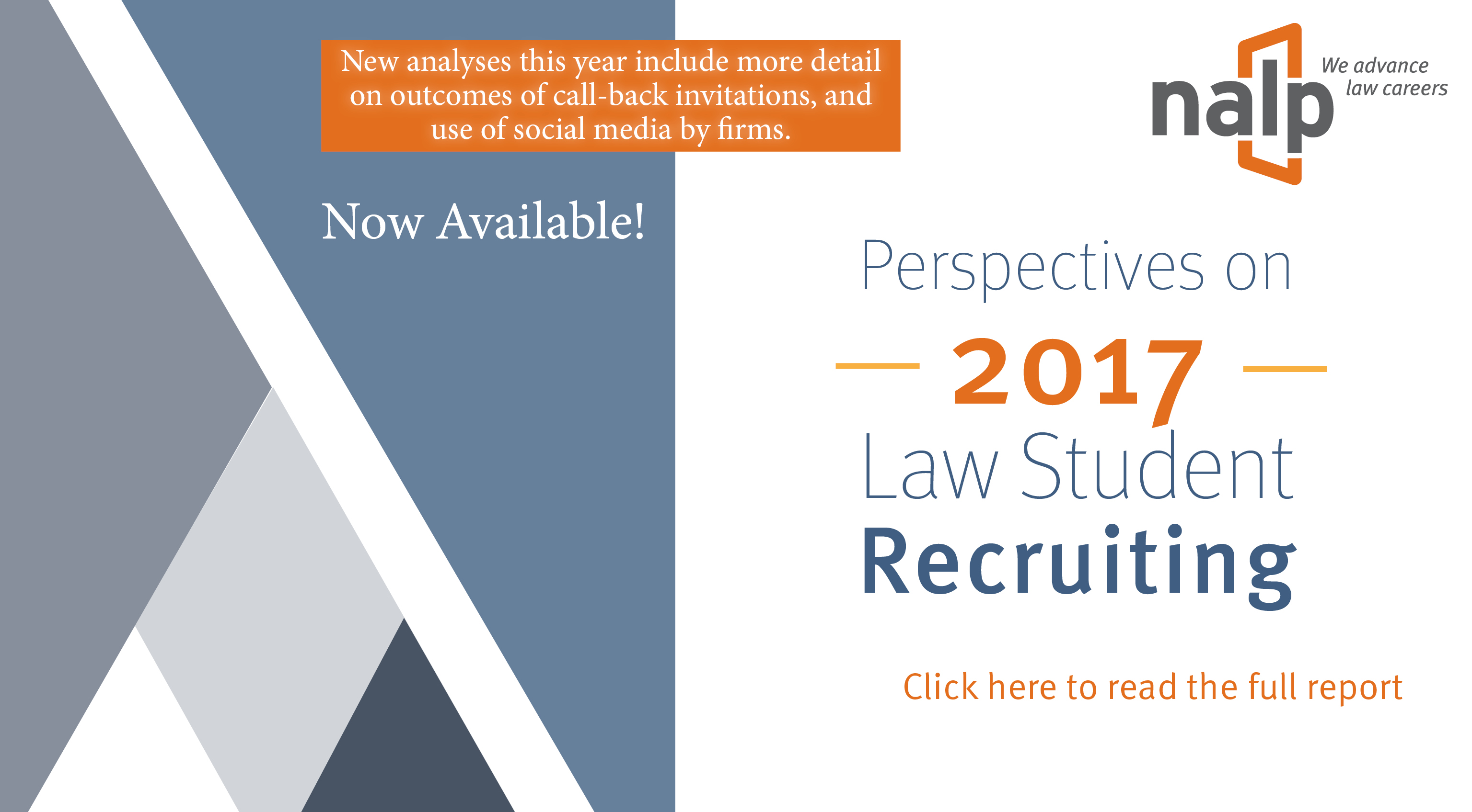 Perspectives on 2017 Law Student Recruiting Webslider