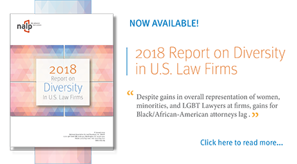 2018 Report on Diversity in U.S. Law Firms Feature Image